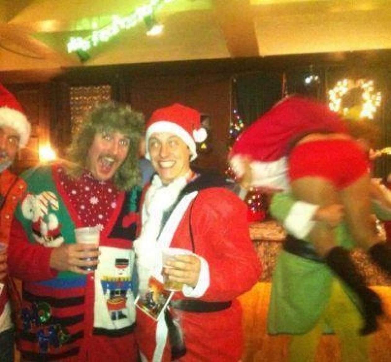 Τα καλύτερα χριστουγεννιάτικα photobombs! (pics)