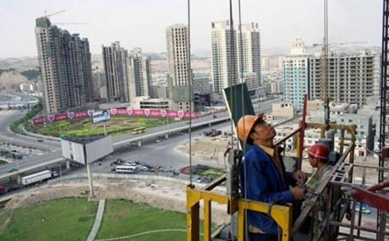 Κίνα: Θα διαλύσουν 700 βουνά για να φτιάξουν μια πόλη