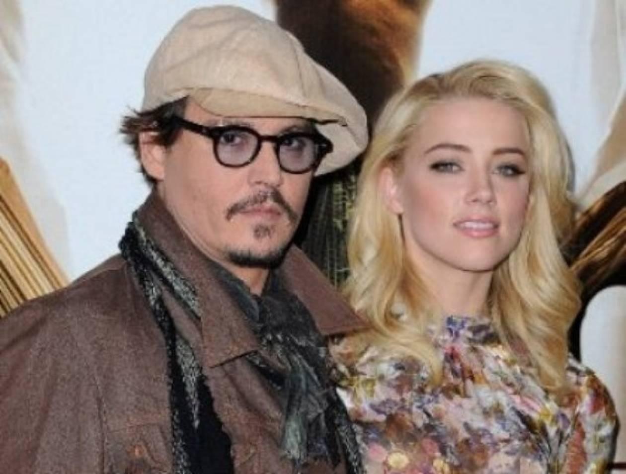 J.Depp:Αγόρασε ράντσο 10 εκατομμυρίων λιρών στη νέα του αγαπημένη!