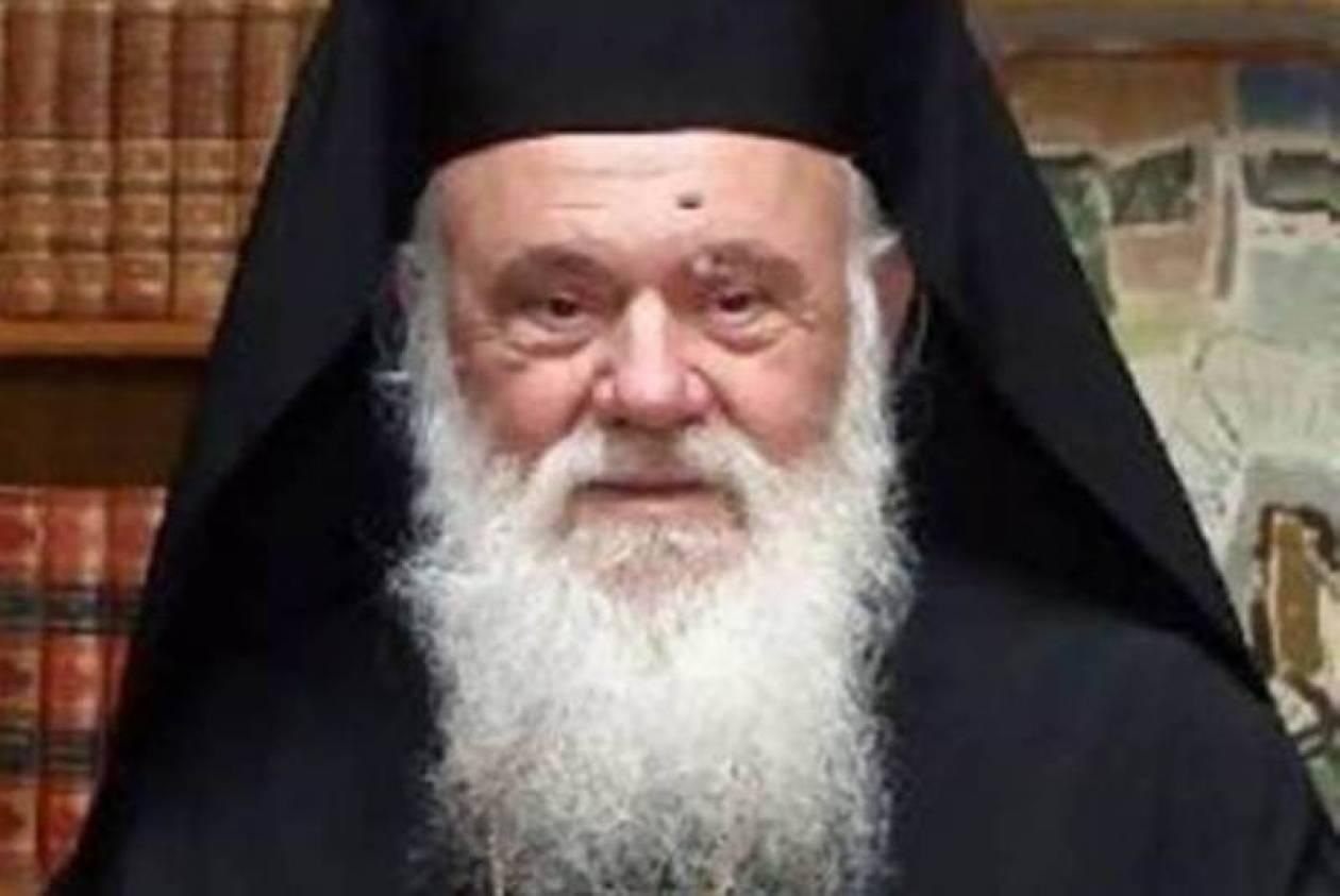 Τα «έψαλλε» ο Αρχιεπίσκοπος στον Χανς Φούχτελ