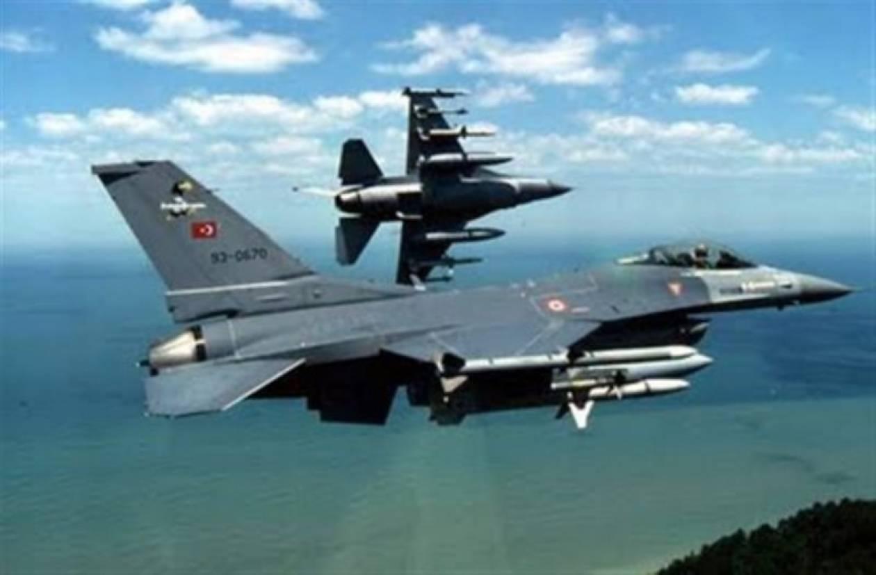 Προκαλούν οι Τούρκοι στο Αιγαίο