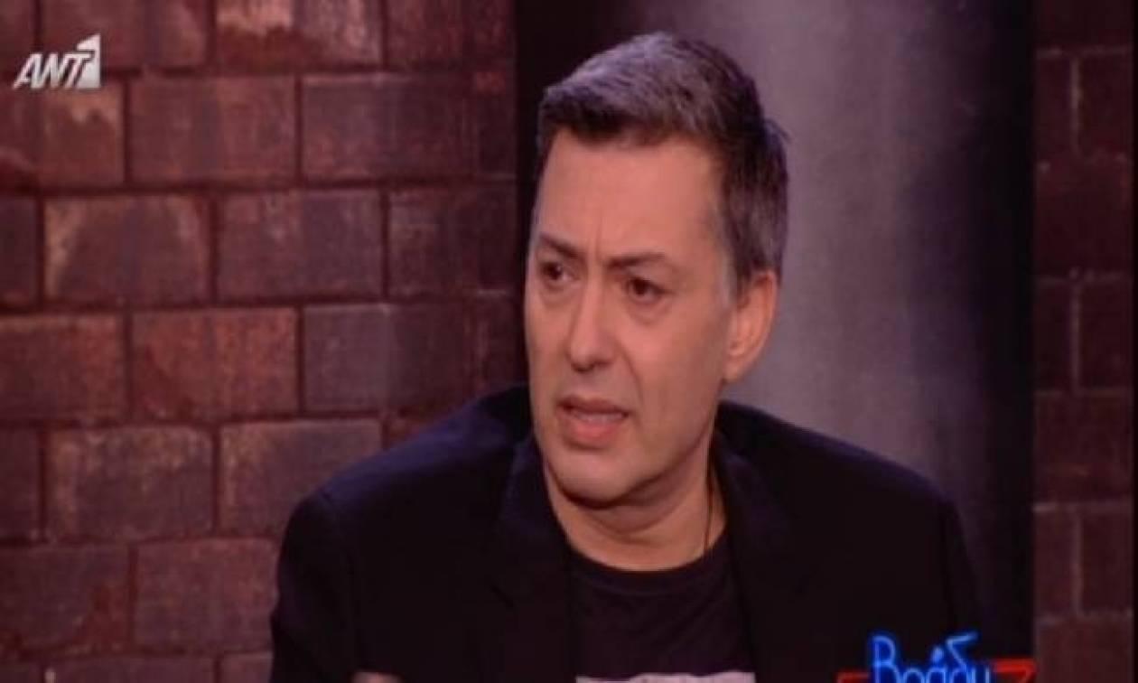 Μακρόπουλος: Χώρισα γιατί βαρέθηκα να λέω ψέματα