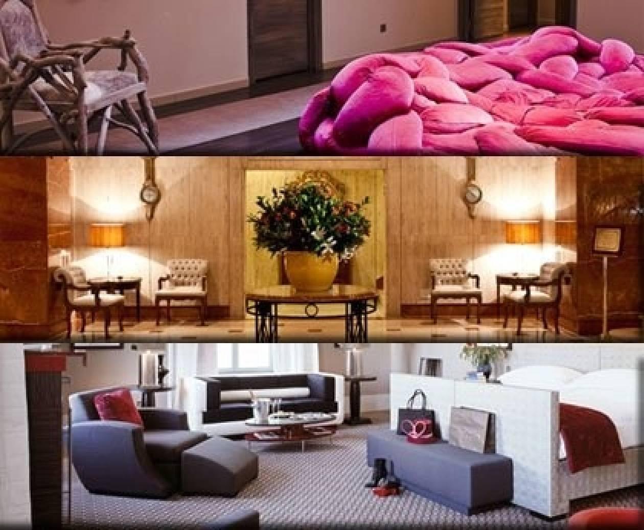 Τα καλύτερα fashion hotels στον κόσμο