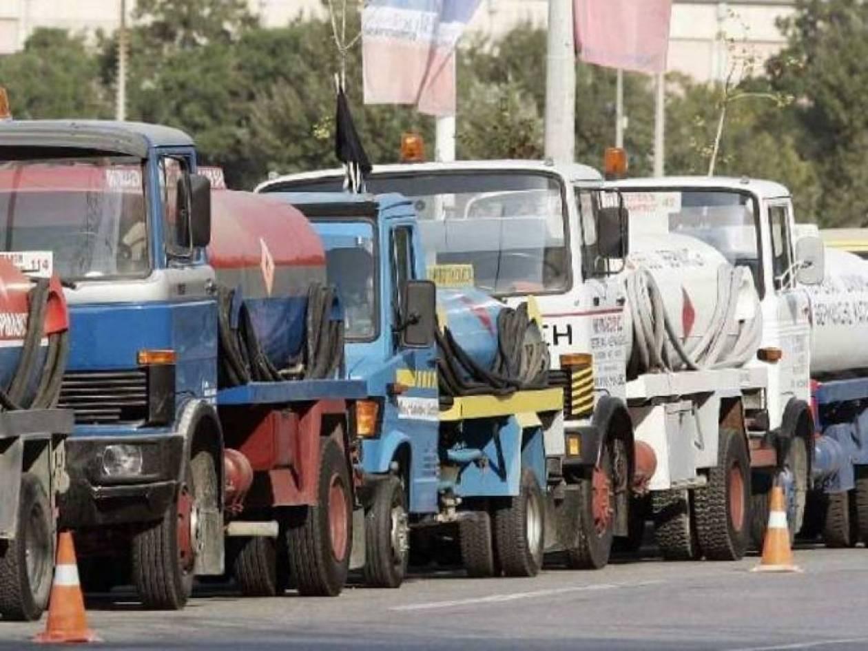 Την Κυριακή οι αποφάσεις των ιδιοκτητών φορτηγών
