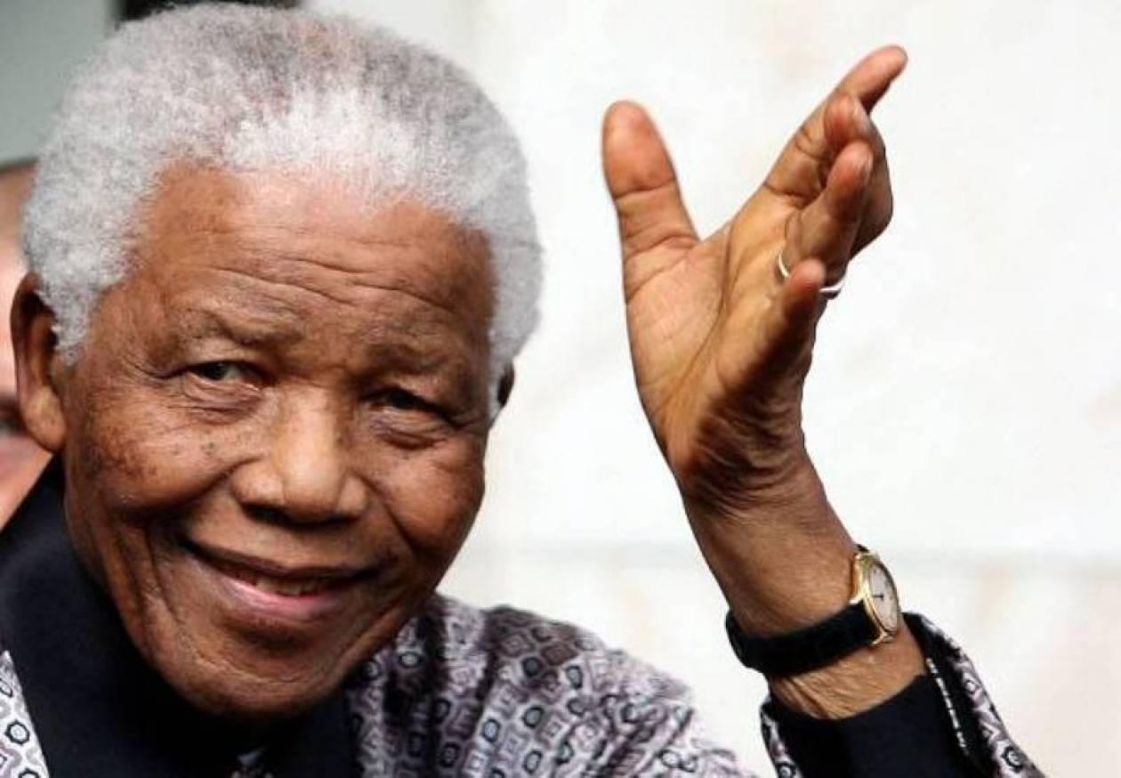 Στο νοσοκομείο ο Nέλσον Μαντέλα