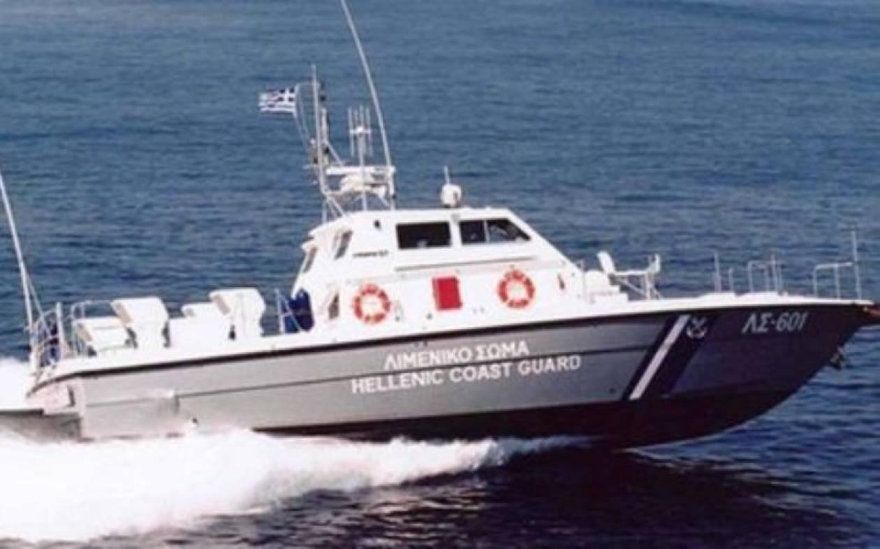 Aίσιο τέλος για ναυαγό στη Λέσβο