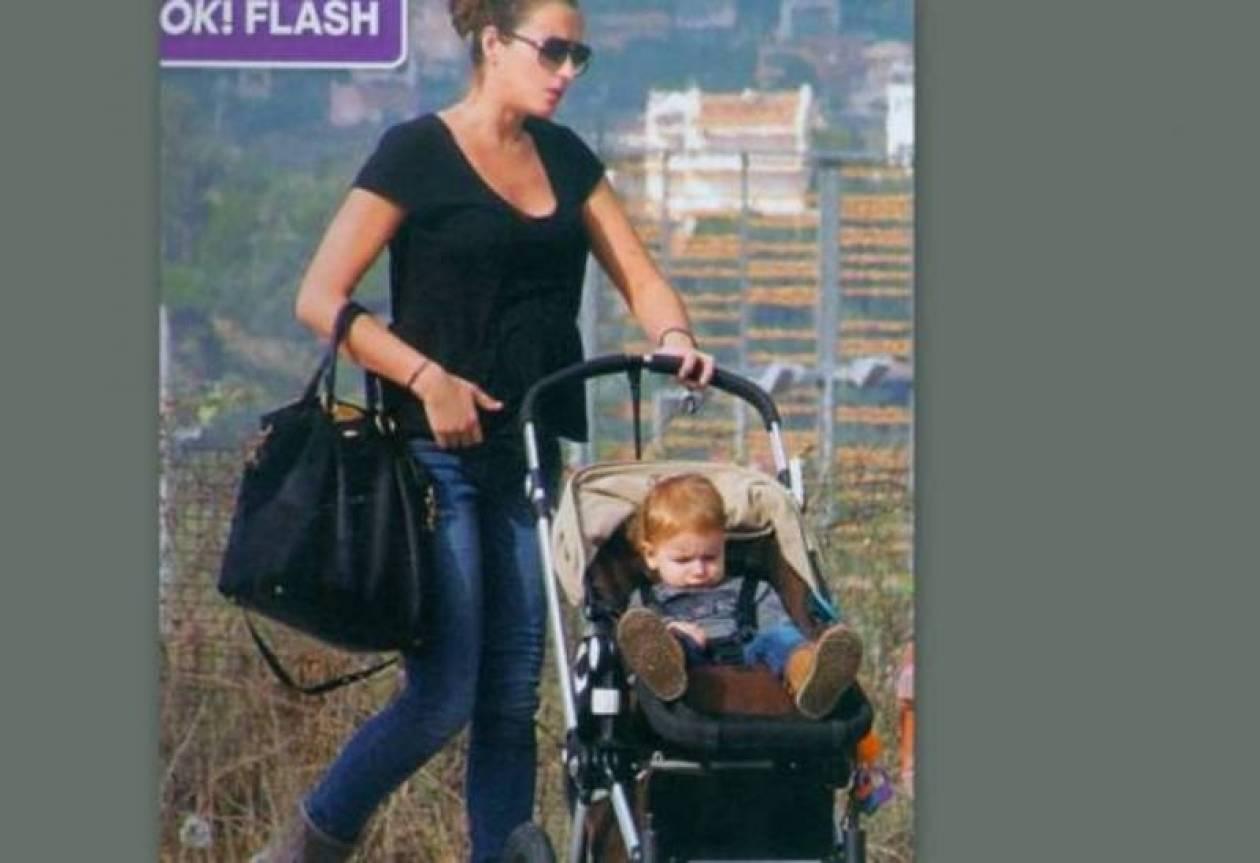 Κάτια Ζυγούλη: Με τα παιδιά στο Αττικό ζωολογικό πάρκο!