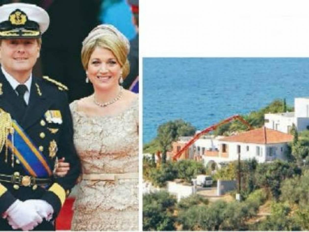 Η βασιλική οικογένεια της Ολλανδίας απέκτησε σπίτι στη χώρα μας!