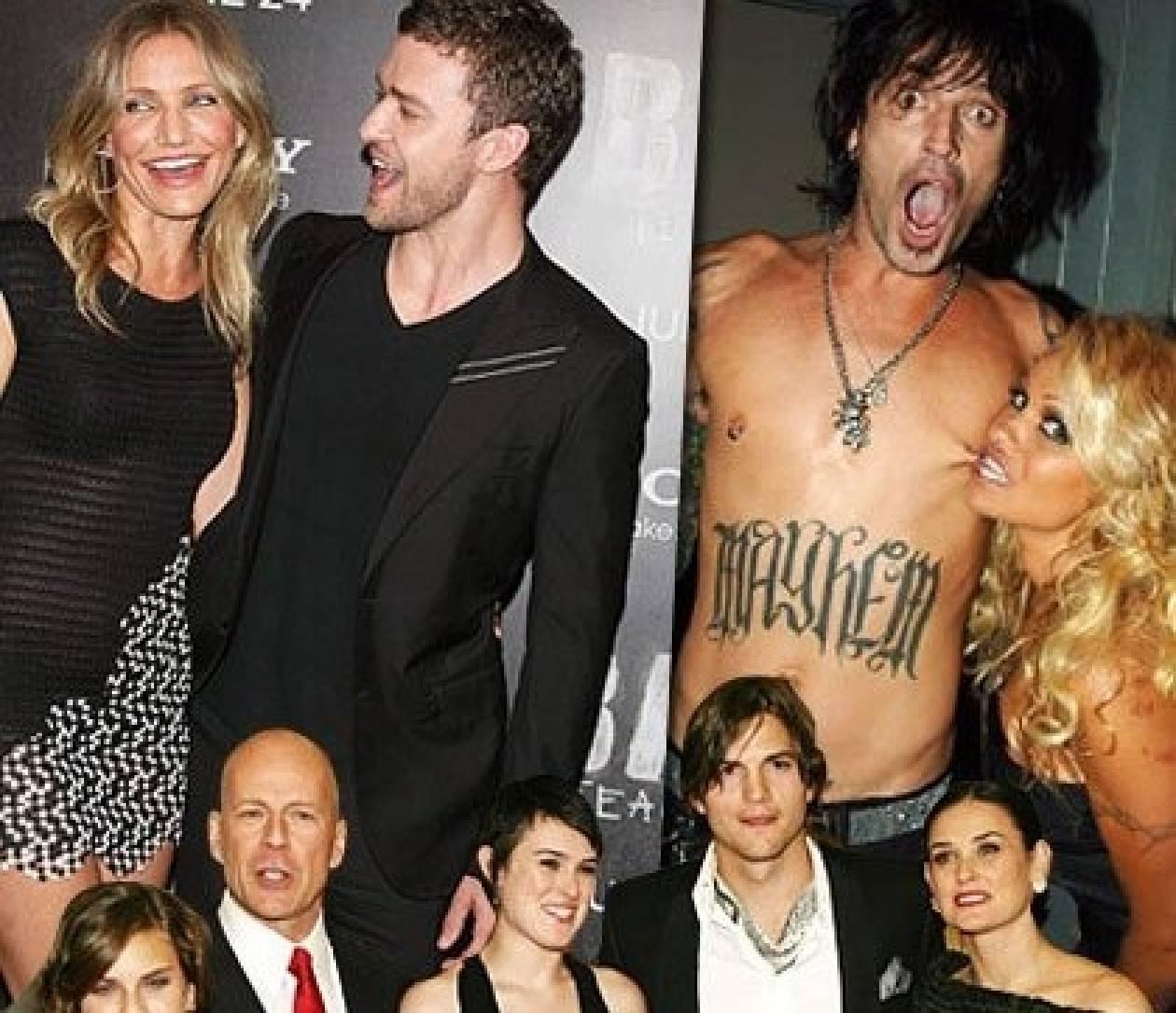 Διάσημα πρώην ζευγάρια που παραμένουν... φιλαράκια!