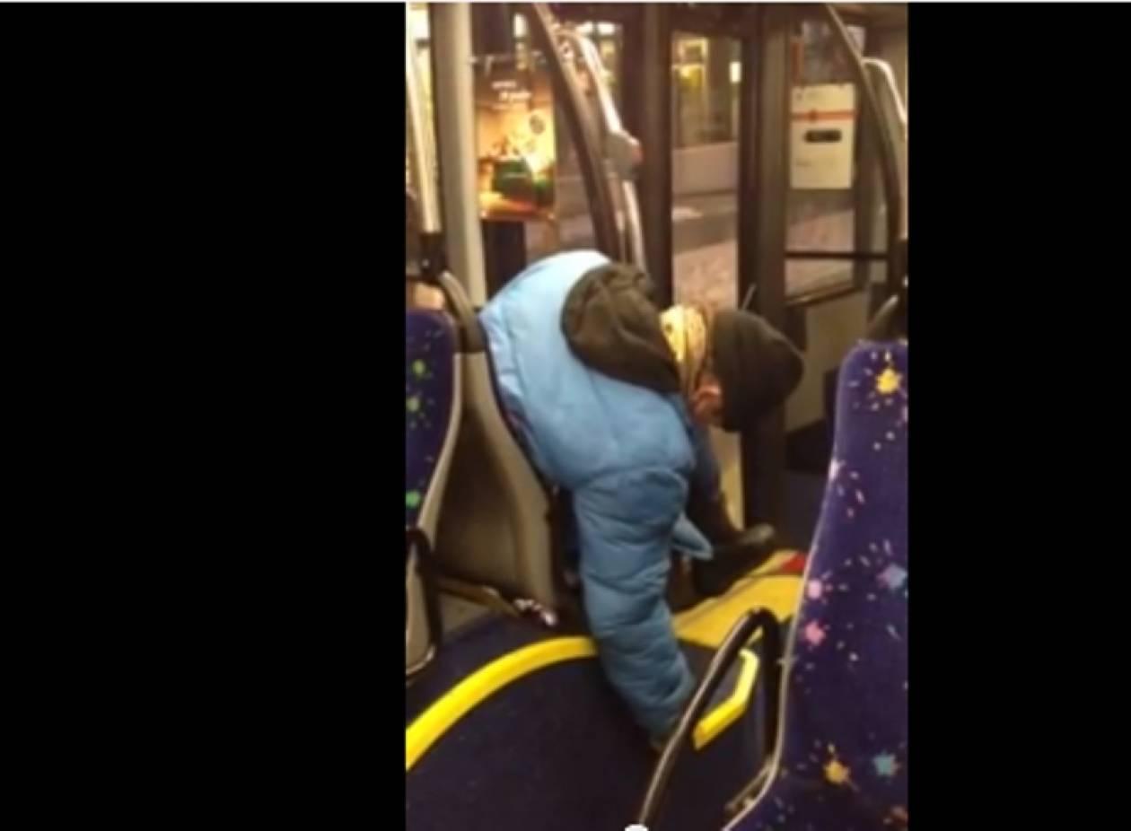 Βίντεο: Δείτε τι παθαίνει κανείς από τη νύστα του!