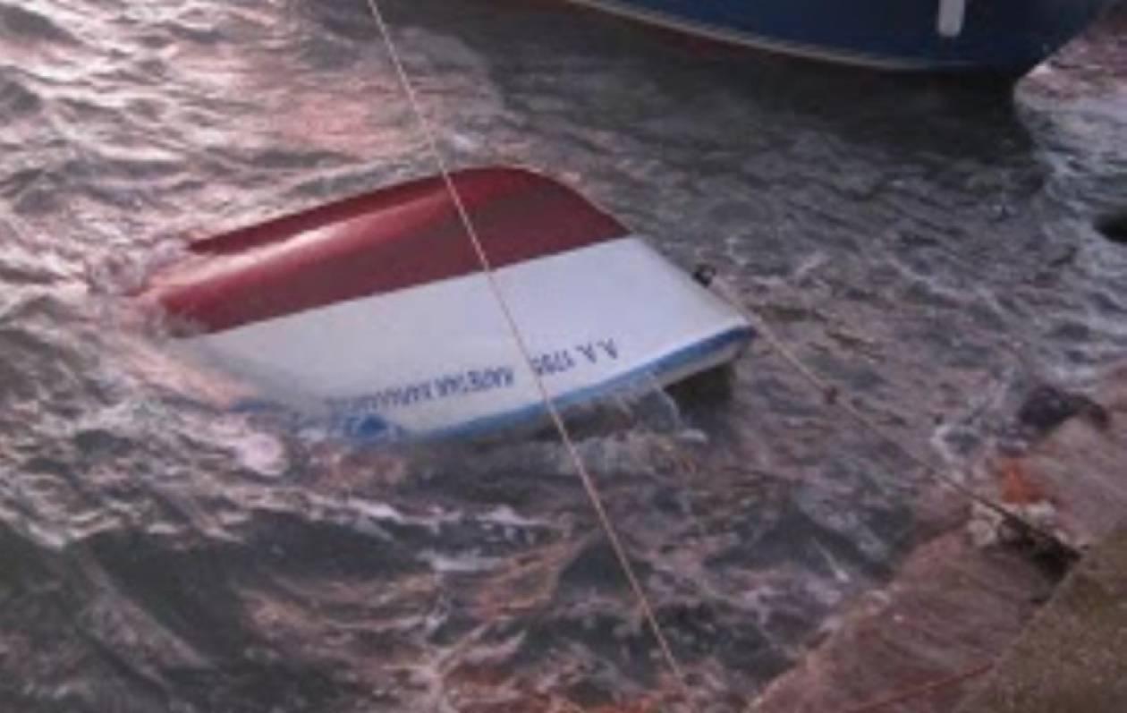Φοβερές καταστροφές- Βούλιαξαν βάρκες στην Ξάνθη
