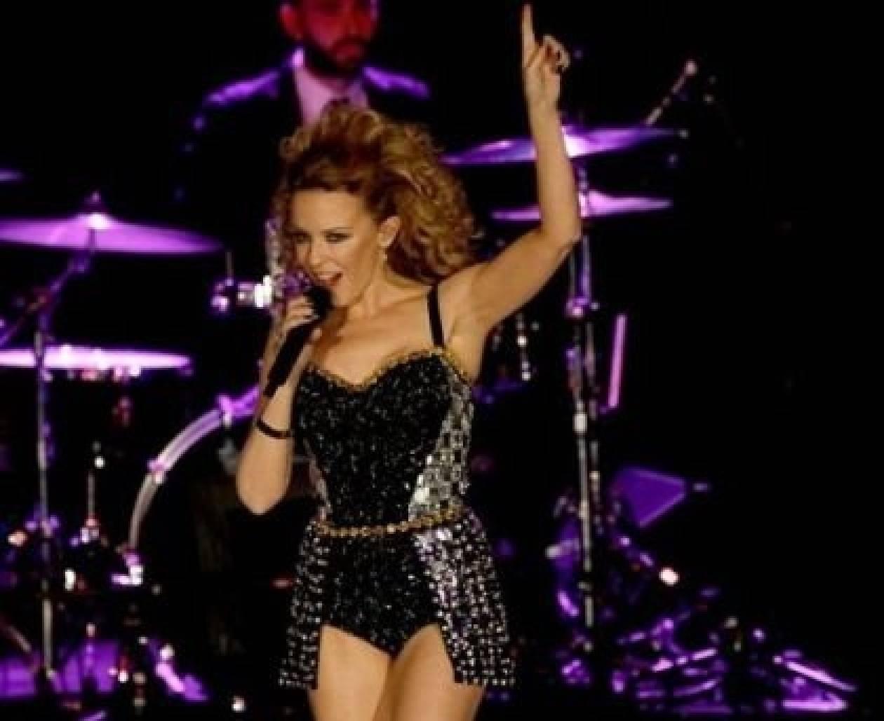 Kylie Minogue: Με δύναμη από τα 80΄s στο ιταλικό Xfactor