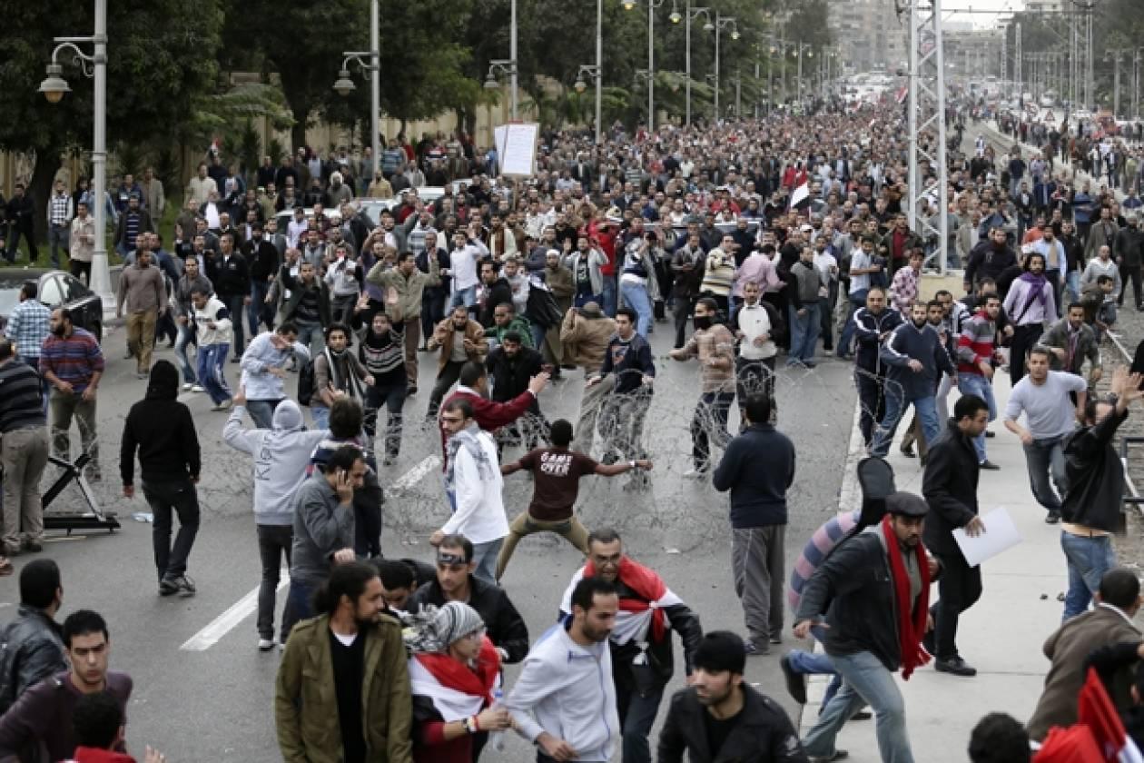 Οπαδοί του Μόρσι και της αντιπολίτευσης θα διαδηλώσουν την ίδια μέρα