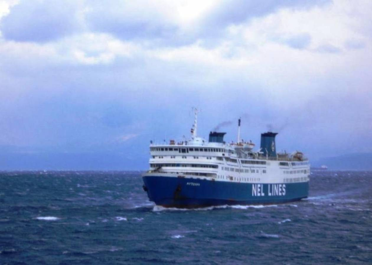 Νέα προβλήματα για το πλοίο «Μυτιλήνη» στην Ικαρία