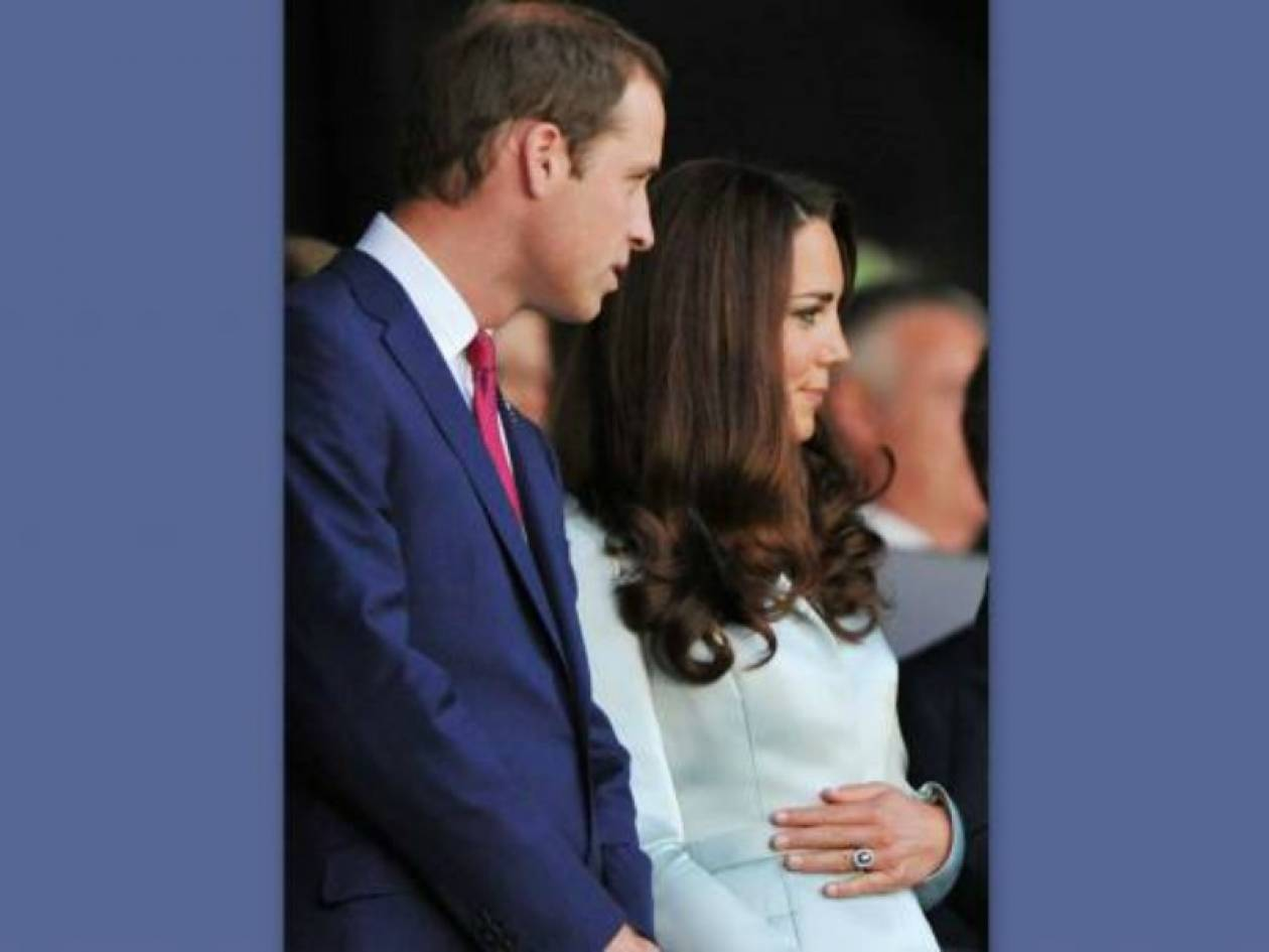 Όλα της εγκυμοσύνης δύσκολα για την… Kate Middleton!