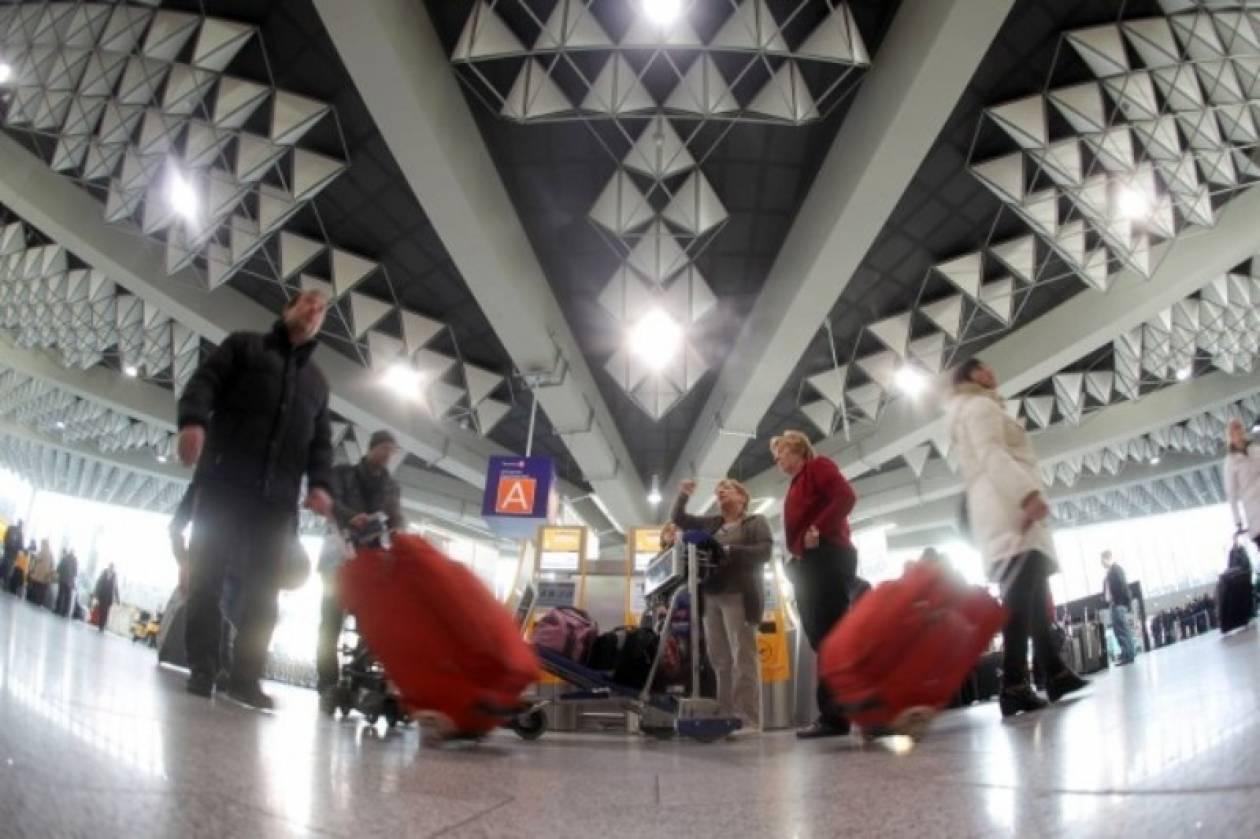 Απεργεί το προσωπικό ασφαλείας στα αεροδρόμια της Γερμανίας