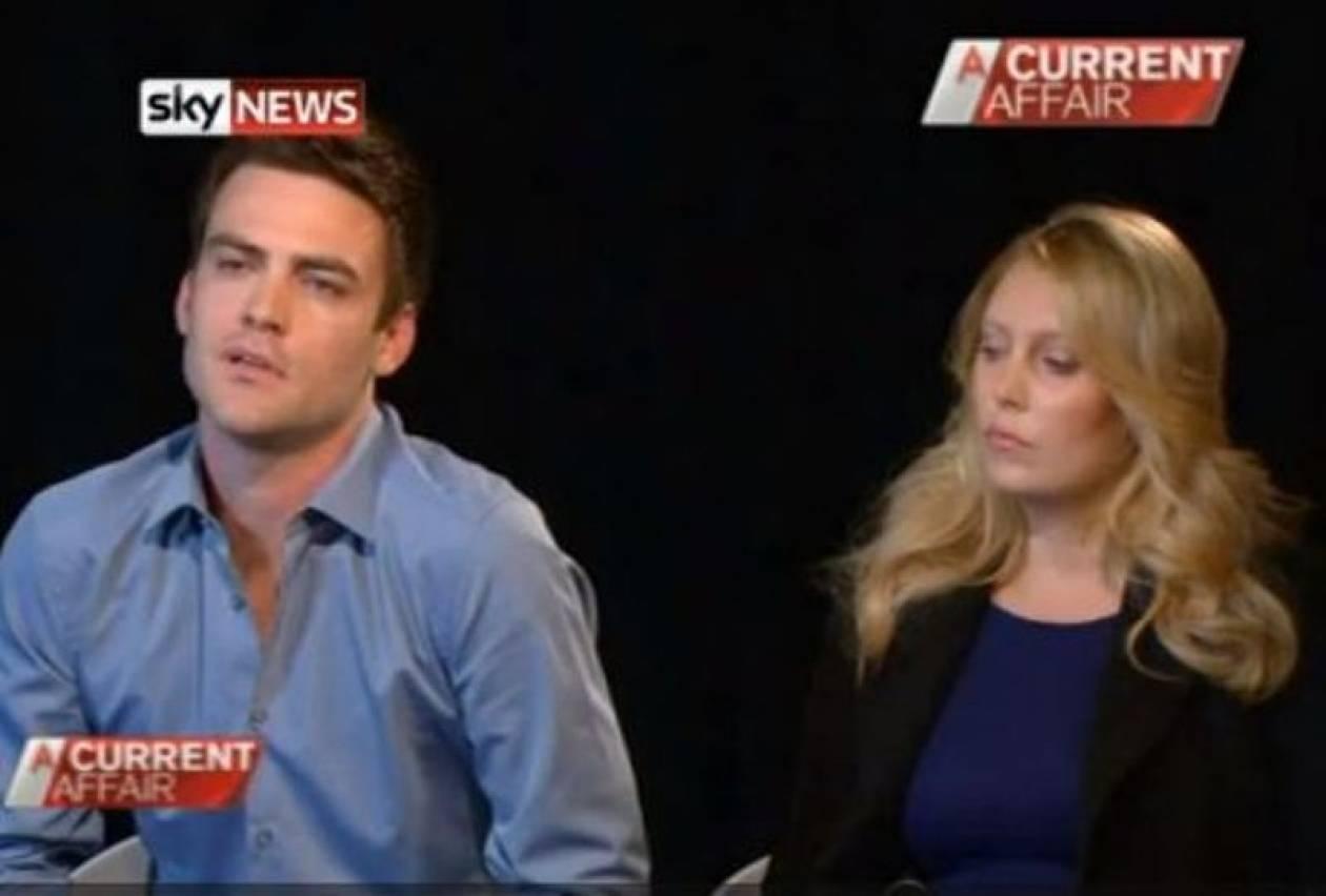 Βίντεο: Με δάκρυα στα μάτια οι δύο φαρσέρ ζητάνε συγγνώμη