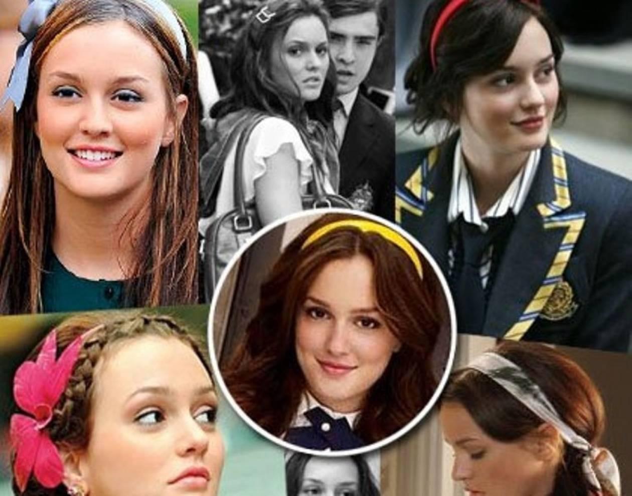 Τα headpieces της Blair Waldorf δικά σας στη φιλική τιμή των $4.000