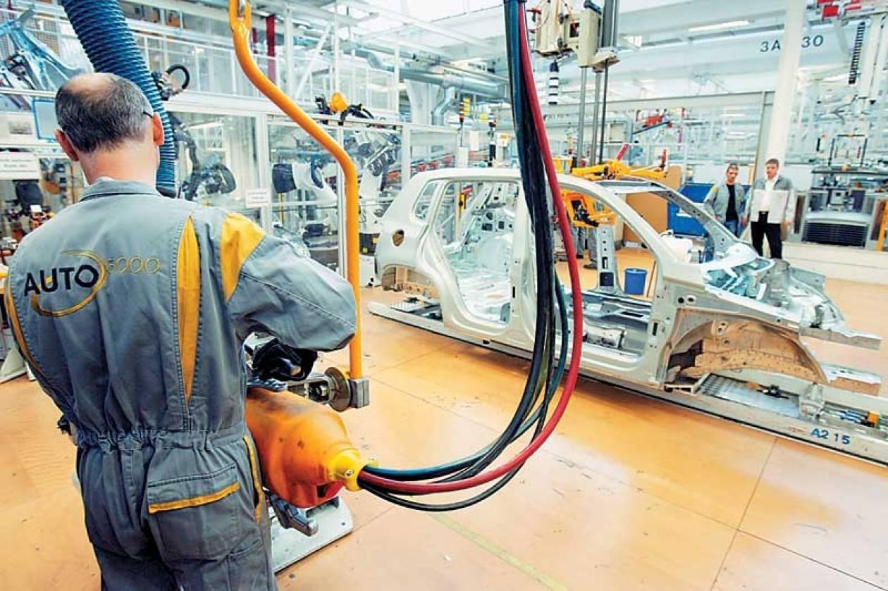 ΕΛΣΤΑΤ: Αύξηση του δείκτη βιομηχανικής παραγωγής τον Οκτώβριο
