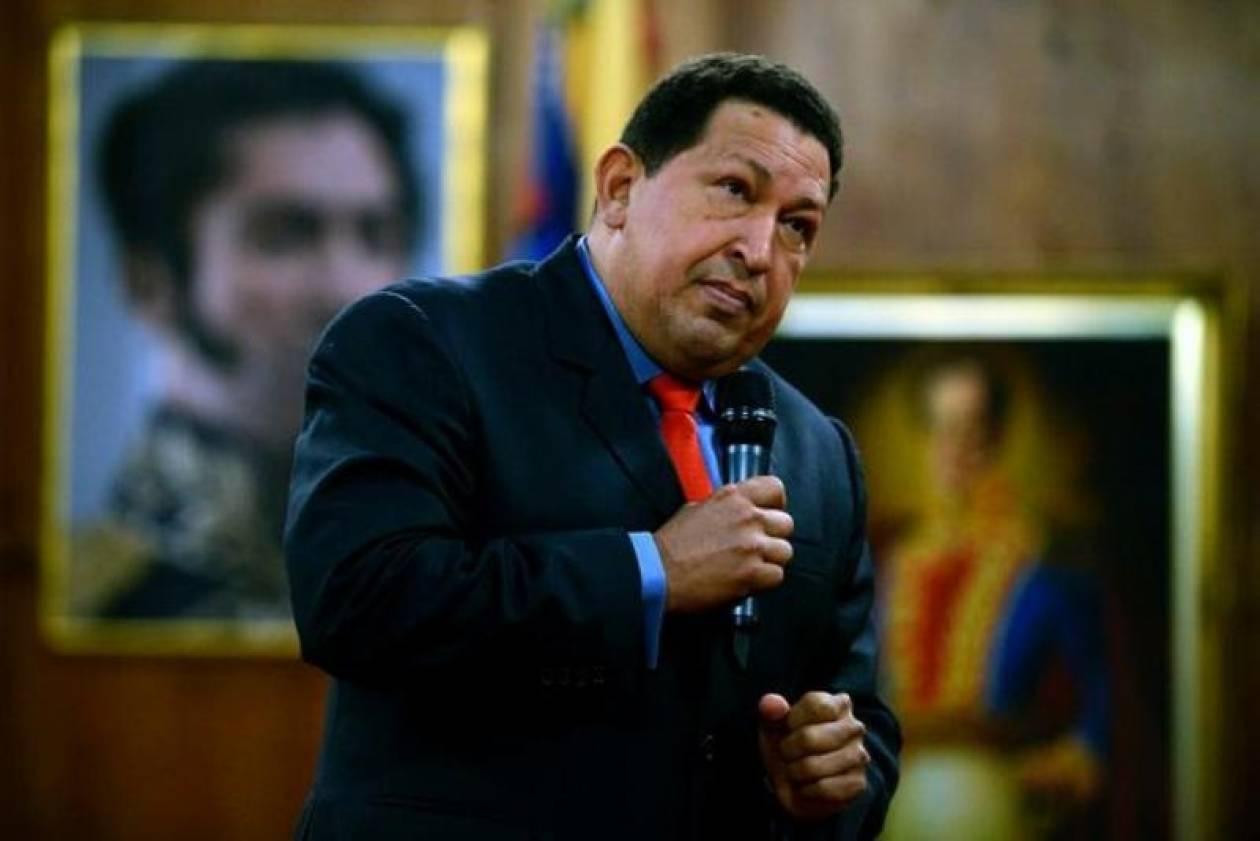 Αναχώρησε για την Κούβα ο Τσάβες
