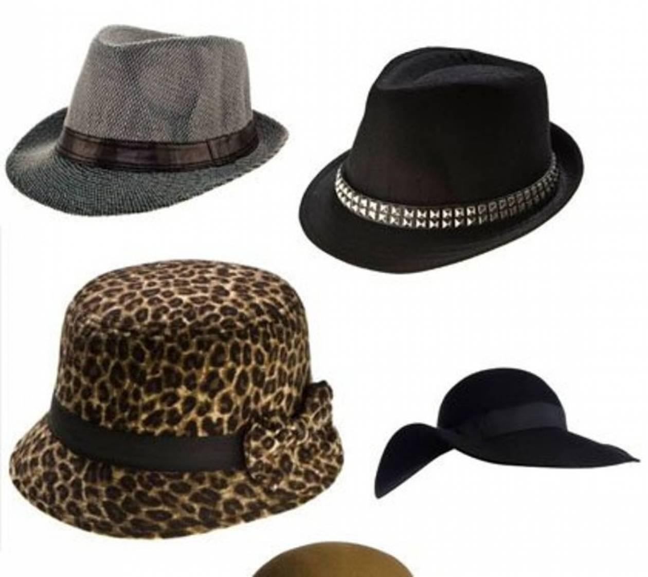 Καπέλο το χειμώνα; Μα φυσικά!