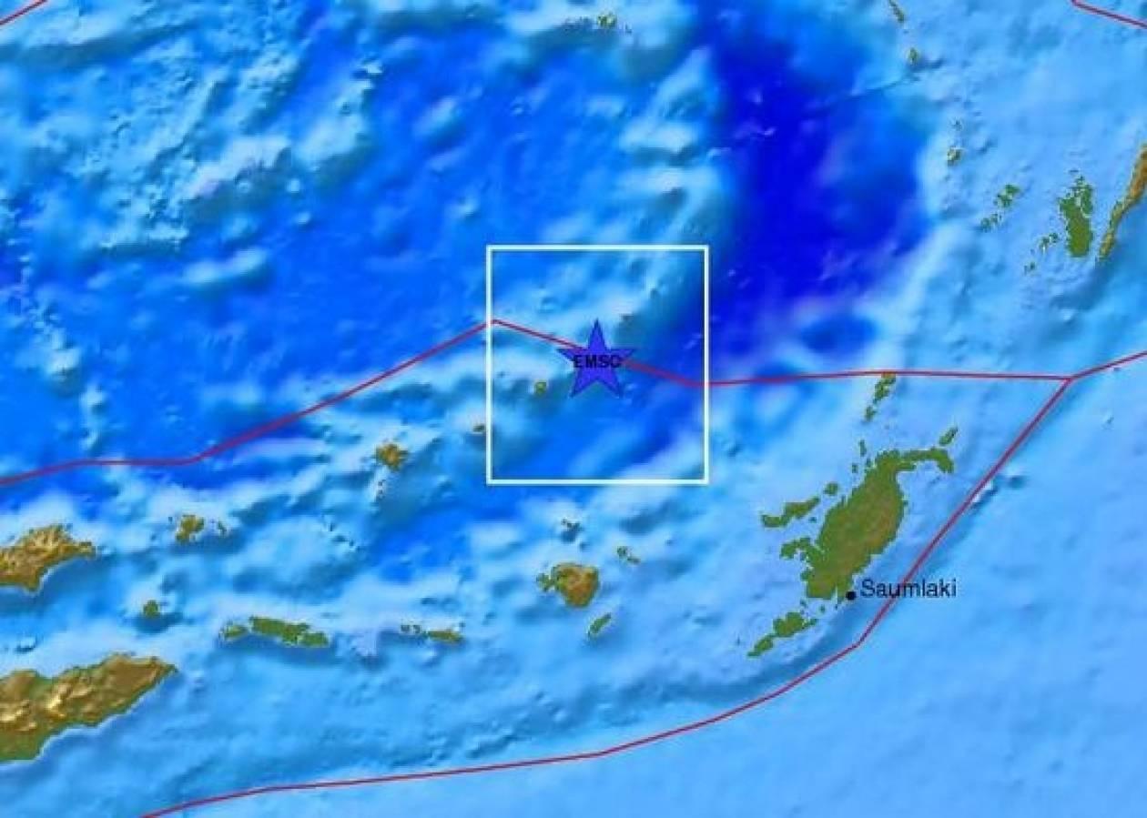 Σεισμός 7,2 Ρίχτερ στην Ινδονησία