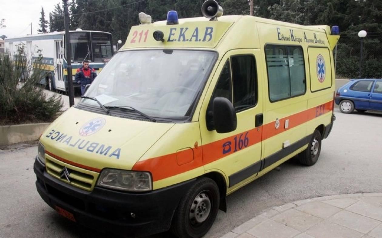Τροχαίο με τραυματία στο λιμάνι της Σαλαμίνας