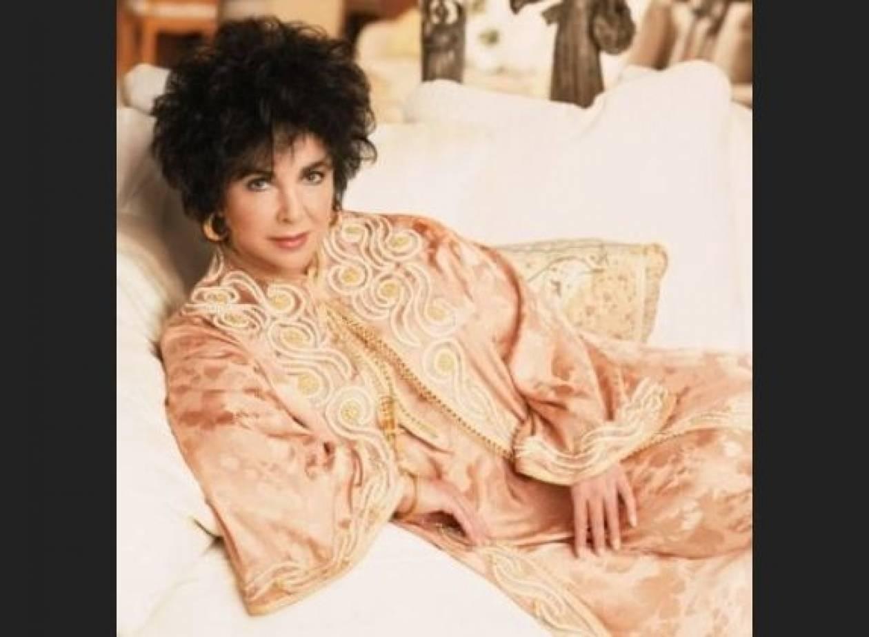 Δείτε την υπερπολυτελή κατοικία της Elizabeth Taylor στο Bel Air