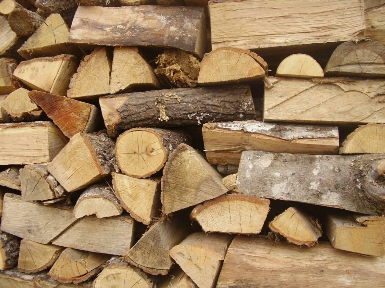 Προσοχή! Κομπίνα στην αγορά ξύλων για το τζάκι