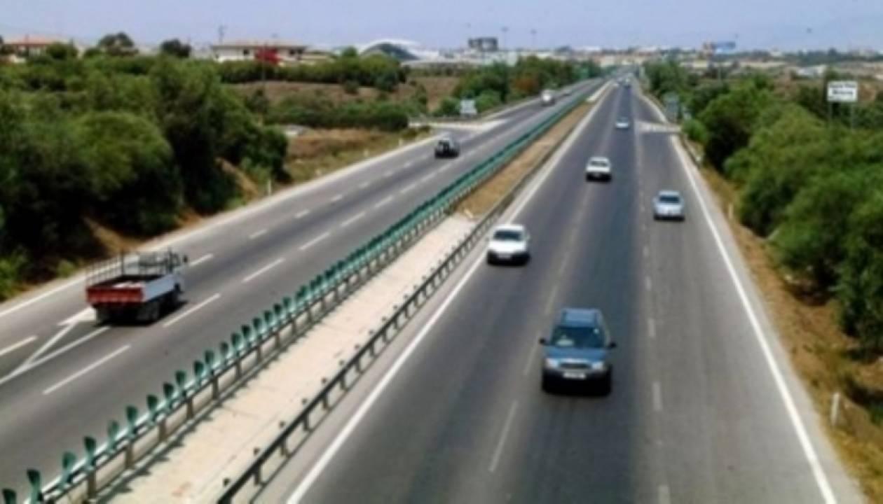 Προσοχή: Διακοπές κυκλοφορίας στον αυτοκινητόδρομο Κορίνθου-Τρίπολης