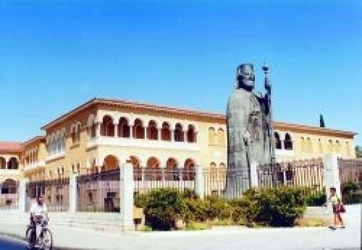 Φωτιά σε υπόγεια αποθήκη της Αρχιεπισκοπής Κύπρου