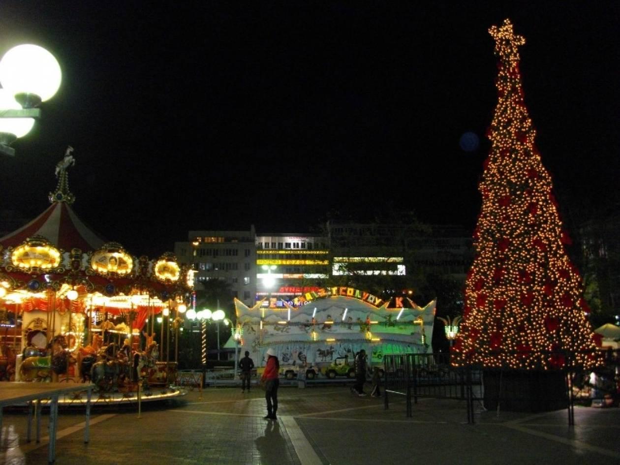 Δήμος Πειραιά:Ανάβει την Πέμπτη τα φώτα του Χριστουγεννιάτικου δέντρου