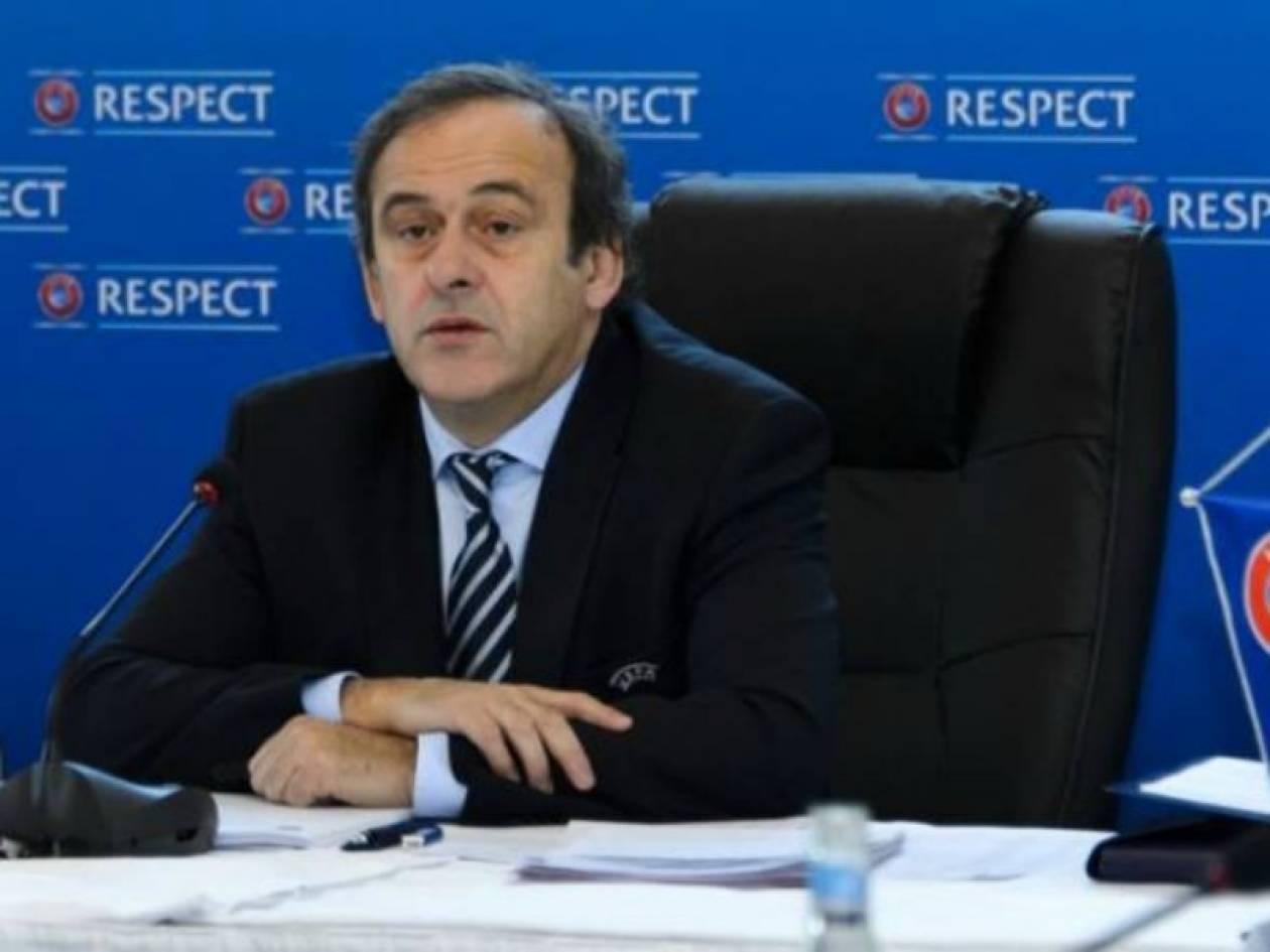 Πλατινί: «Προτιμώ να δώσω αλλού 50 εκατ. ευρώ»