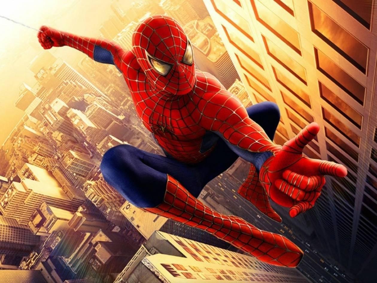 Διαρρήκτης - Spiderman στο Αγρίνιο