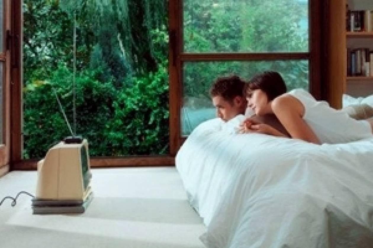 Η τηλεόραση στο υπνοδωμάτιο... παχαίνει!