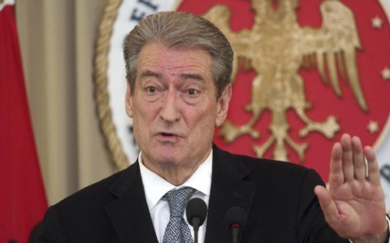 «Πόρτα» έριξε η Ε.Ε. στην ...«Μεγάλη Αλβανία» του Μπερίσα