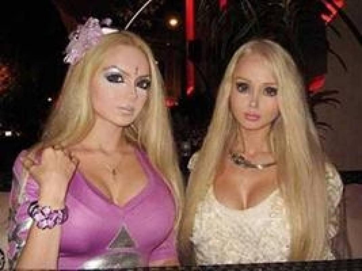 Το κορίτσι που μεταμορφώθηκε σε Barbie, βρήκε την... δίδυμη αδερφή της