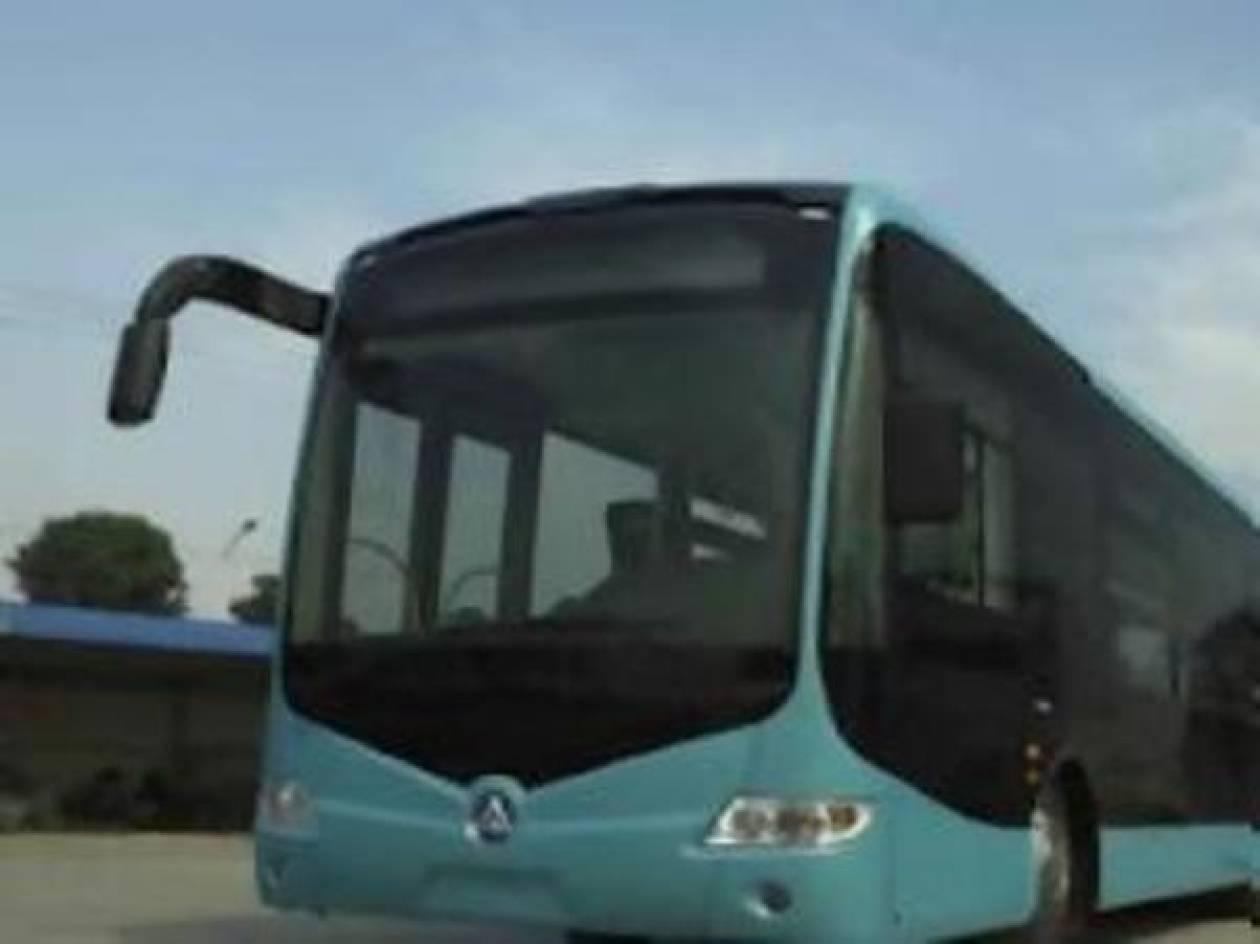 Τραγωδία στις Σέρρες-Οδηγός λεωφορείου ξεψύχησε στο τιμόνι