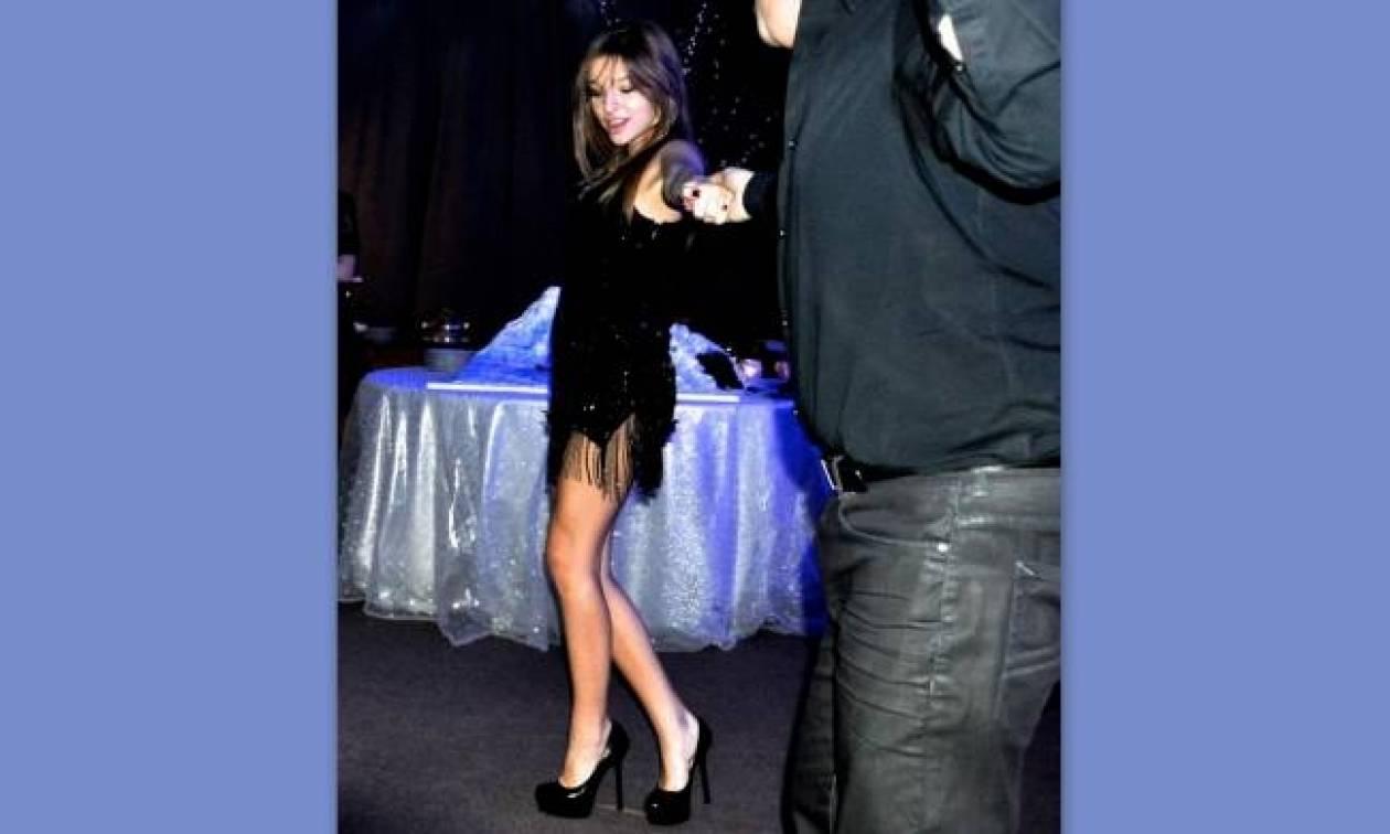 Dancing with… Εριέττα Κούρκουλου!