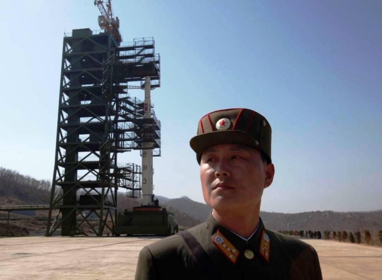 Βόρεια Κορέα: Εκτόξευσε πύραυλο παρά τις διεθνείς αντιδράσεις