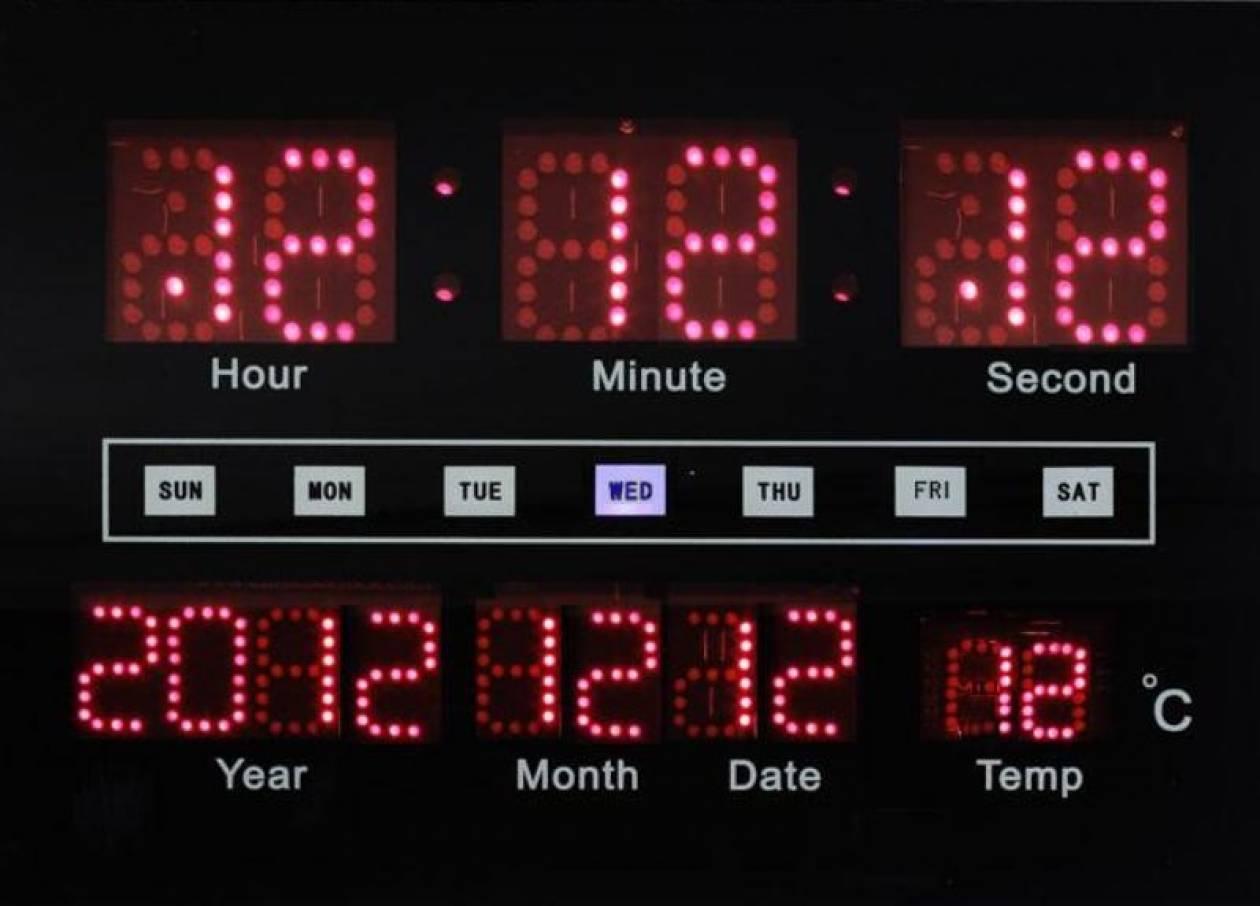 12/12/12: Τι κρύβει η σημερινή ημερομηνία