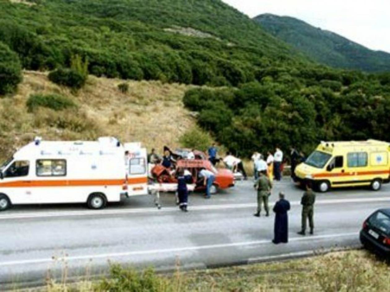 ΤΩΡΑ: Ασύλληπτη τραγωδία στην άσφαλτο με 2 νεκρούς