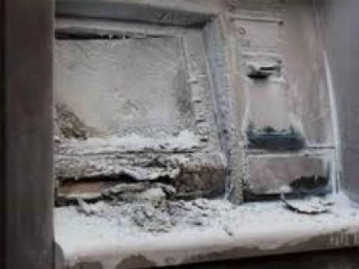 Ισχυρή έκρηξη στο Πόρτο Ράφτη - ανατίναξαν ΑΤΜ