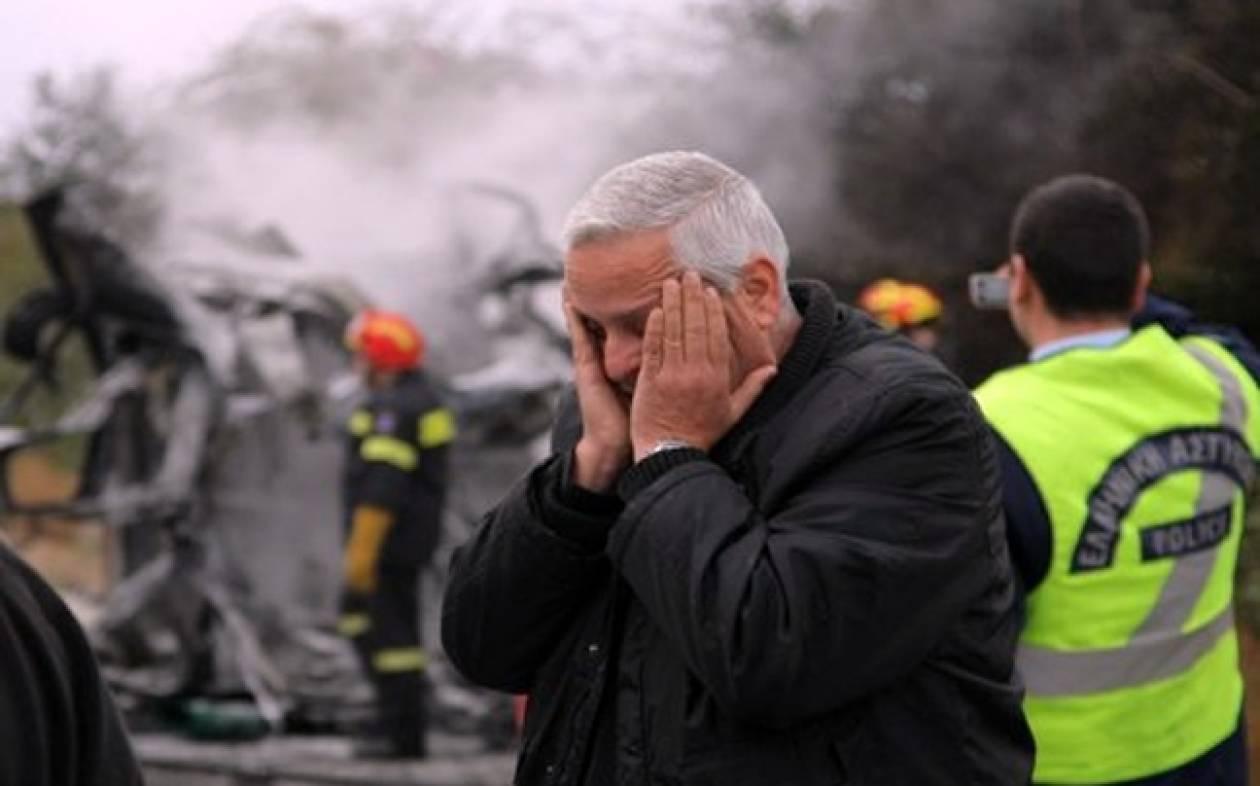 Τραγωδία: «Φώναζαν να τους σώσουμε αλλά δεν μπορούσαμε να πλησιάσουμε»