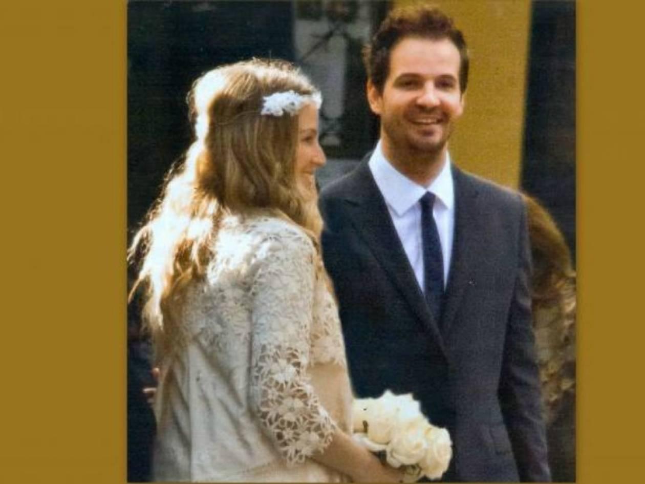 Στιγμιότυπα από τον γάμο Νίνο-Χρυσής!