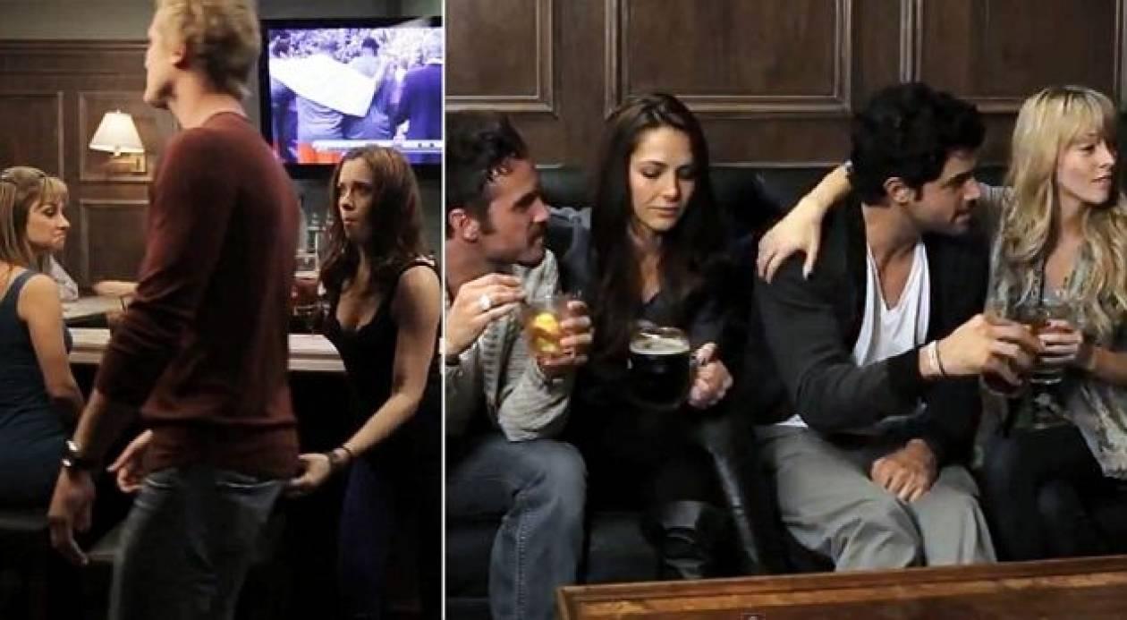 Το βίντεο που σαρώνει στο YouTube: Αν οι γυναίκες ήταν... άνδρες!