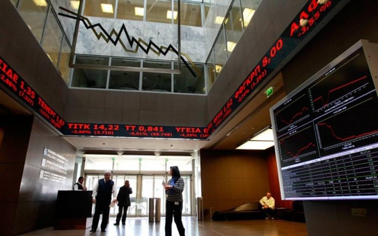 ΧΑ: Στις 878,94 μονάδες ο Γενικός Δείκτης Τιμών με κέρδη 0,79%