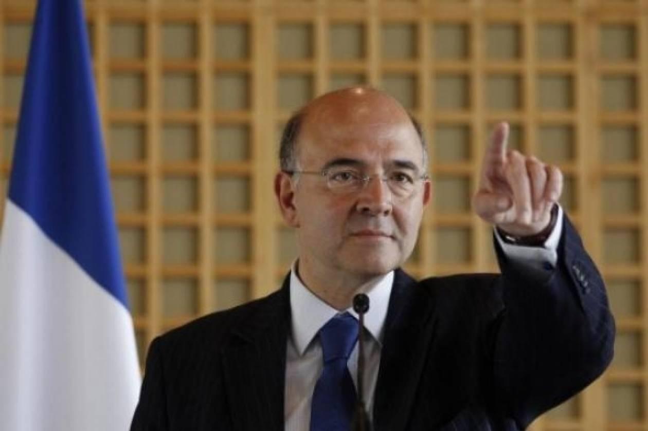Αισιόδοξος ο Μοσκοβισί για την Ελλάδα