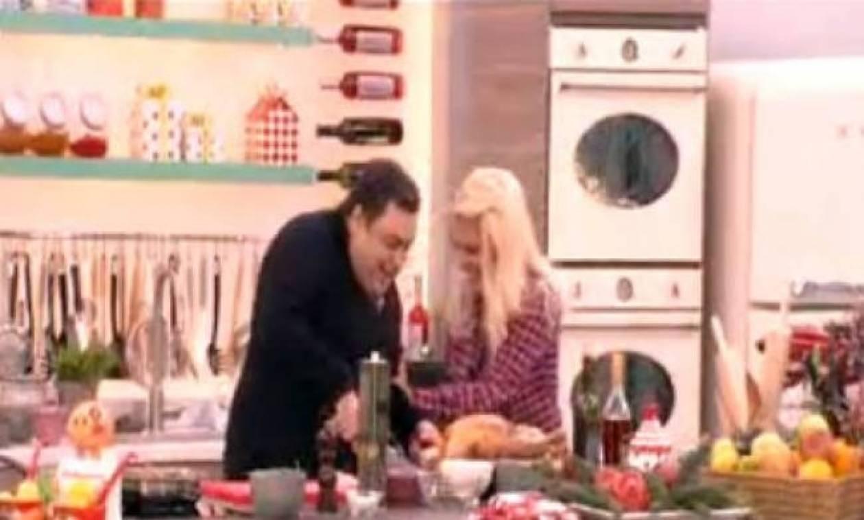 Το απόλυτο μπάχαλο στην κουζίνα της Ελένης και ο αποσυντονισμός της!