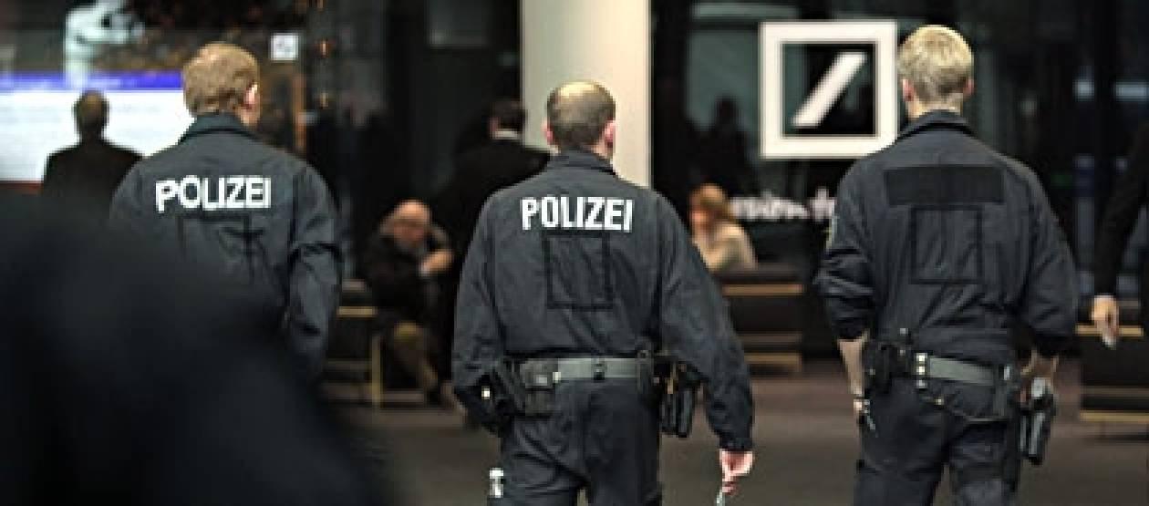 Συλλήψεις για φοροδιαφυγή στη Deutsche Bank